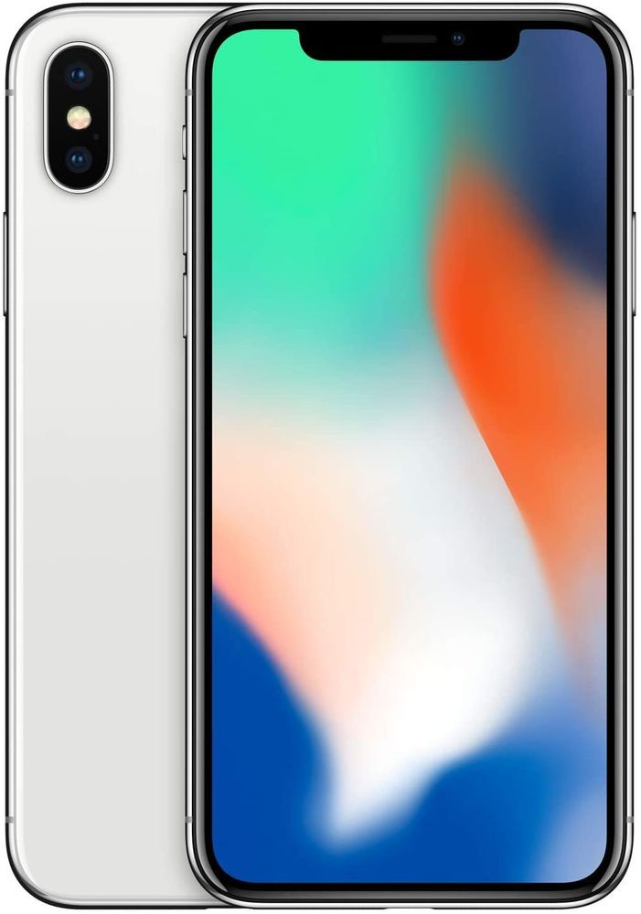 Image product Smartphone iPhone X apple reconditionné 162289