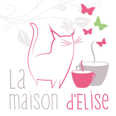 Illustration La Maison d'Elise - Bar à Chats Nantes
