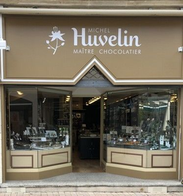Illustration CHOCOLATERIE MICHEL HUVELIN Niort