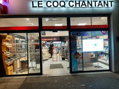 Illustration LE COQ CHANTANT Albi
