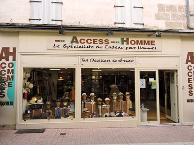 Illustration ACCESS HOMME Niort