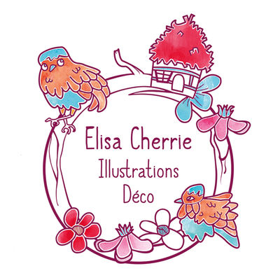 Illustration Elisa Cherrie Illustration Nantes