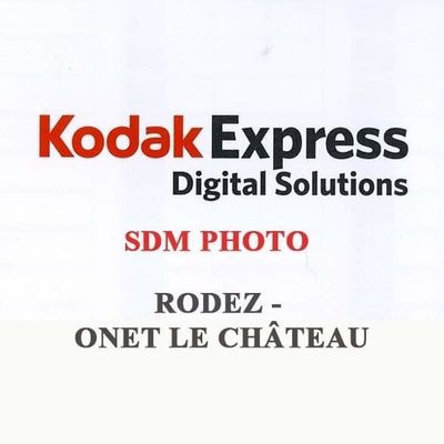 Illustration KODAK EXPRESS SDM PHOTO Rodez