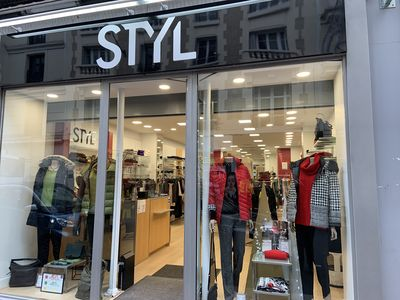Illustration BOUTIQUE STYL Levallois