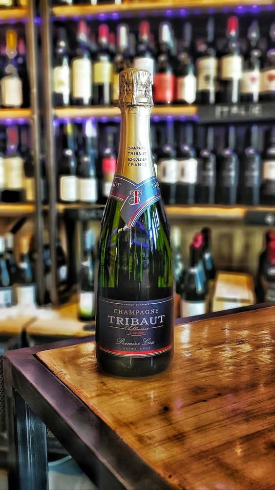 Image product Champagne Tribaut Extra Brut 388154