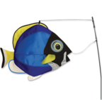 Image thumbnail product Manche à air poisson bleu 393059