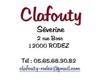 Illustration CLAFOUTY Rodez