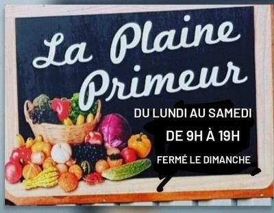 Illustration LA PLAINE PRIMEUR  Cadaujac