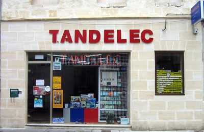 Illustration TANDELEC Libourne