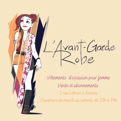 IllustrationL'Avant-Garde Robe Nantes