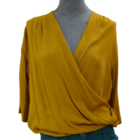 Image thumbnail product TOP CACHE COEUR THE KOOPLES JAUNE MOUTARDE 465551
