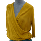 Image thumbnail product TOP CACHE COEUR THE KOOPLES JAUNE MOUTARDE 465552