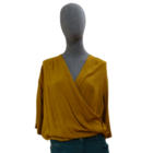 Image thumbnail product TOP CACHE COEUR THE KOOPLES JAUNE MOUTARDE 465554